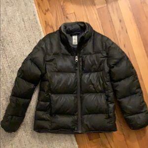 REI kids S (8) down coat